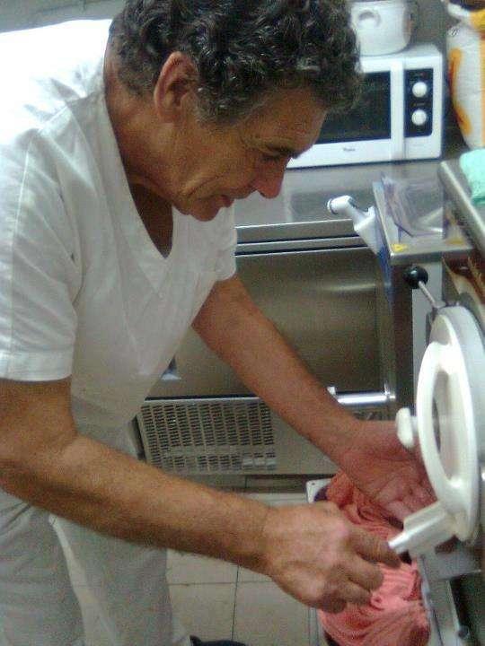Mestre sorveteiro italiano free lance