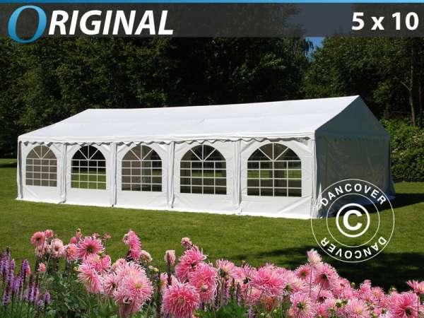 Tenda para festas 5x10 m pvc