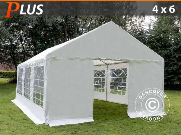 Tenda para festas plus 4x6 m pe