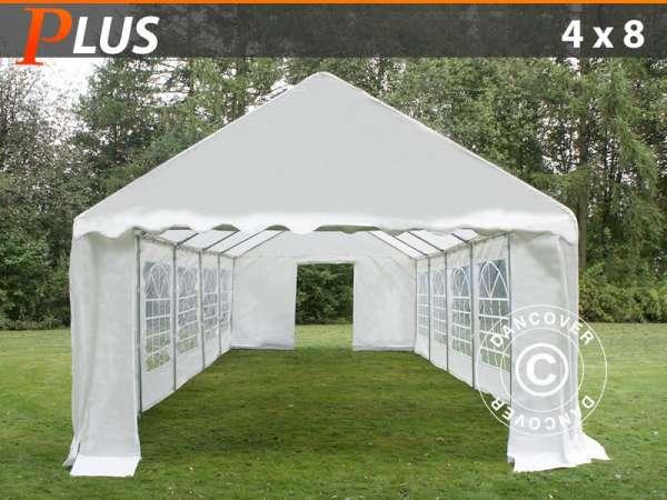 Tenda para festas plus 4x8 m pe