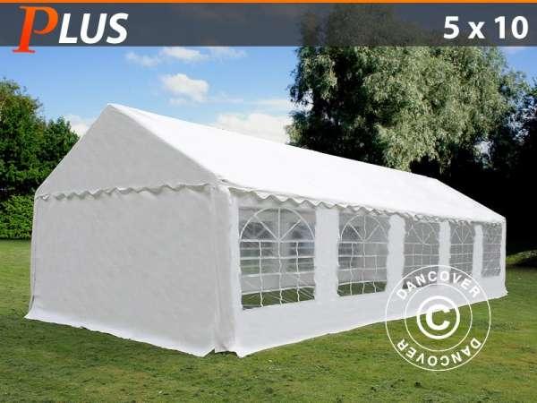 Tenda para festas plus 5x10 m pe