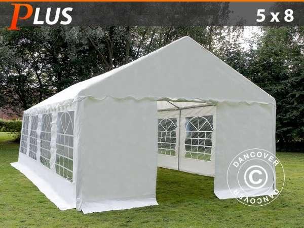 Tenda para festas plus 5x8 m pe