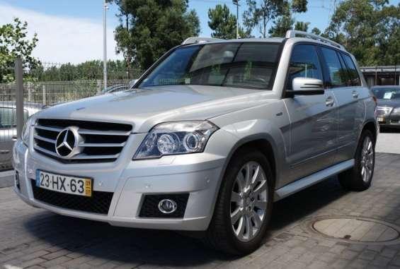 Mercedes-benz glk 220 220 cdi 4-matic exec. blueefficiencyv