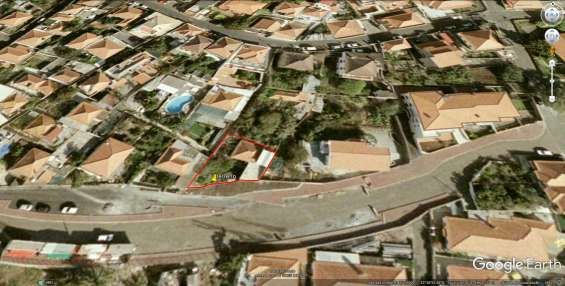 Terreno para moradia na avenida santiago menor- funchal