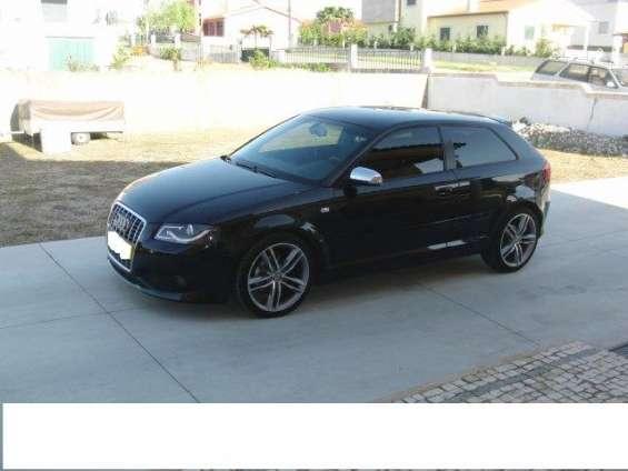Audi a3 diesel preto