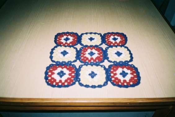 Paínel decorativo em crochet