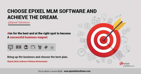O melhor software mlm no mundo empresarial mlm