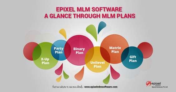 Software mlm para aumentar seus vários planos mlm