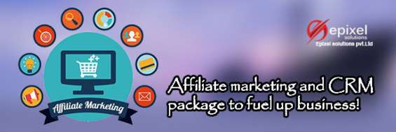 Marketing de afiliados usando o software mlm