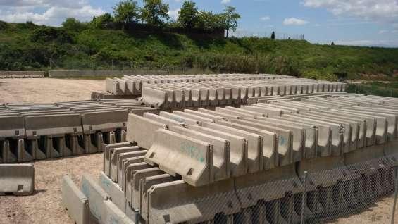 New yersey barreiras de concreto