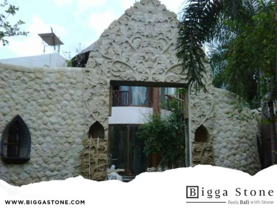 Awesome white bali natural stone tiles - the best wall tiles portugal